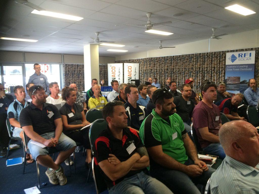 Townsville Solar Meeting