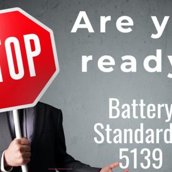2019 QLD solar installer meeting - Battery Standards