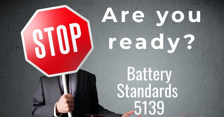 2019 QLD solar installer meeting - Battery Standards
